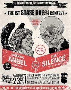 Angel vs. Silence