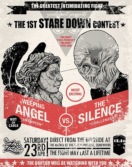 Angel vs. Silence