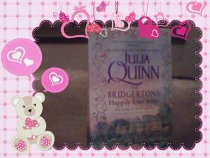 Isn't it lovely, this new Bridgerton book? <3