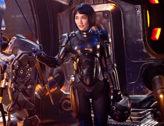 Just Watched: Pacific Rim (2/3)