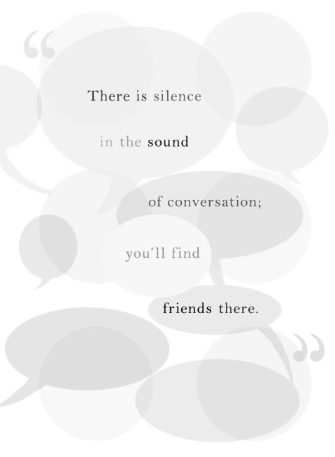 conversation-poem