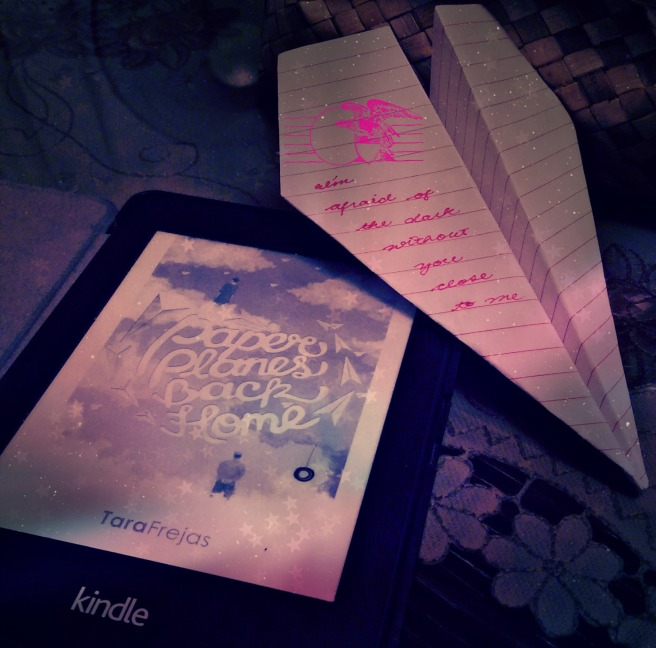 ReadinginBetween_Paper Planes Back Home on Kindle