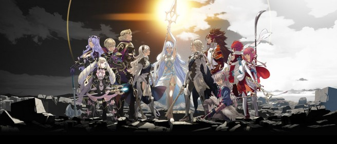 ReadinginBetween_Fire Emblem: Fates Promo Image