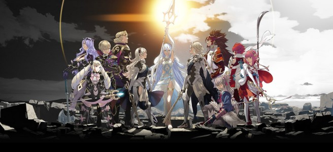 ReadinginBetween_Fire Emblem: Fates Promo Image
