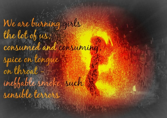 ReadinginBetween_Burning Girls - A Poem