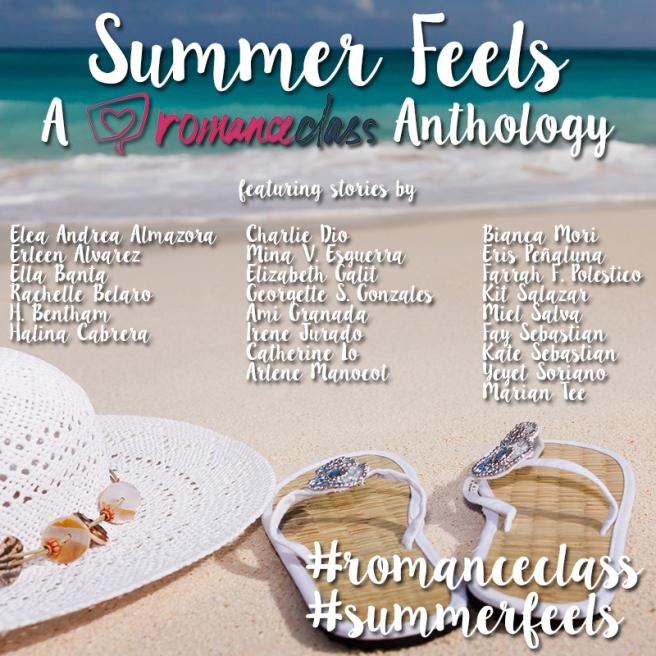 Summer Feels Romance Anthology Authors